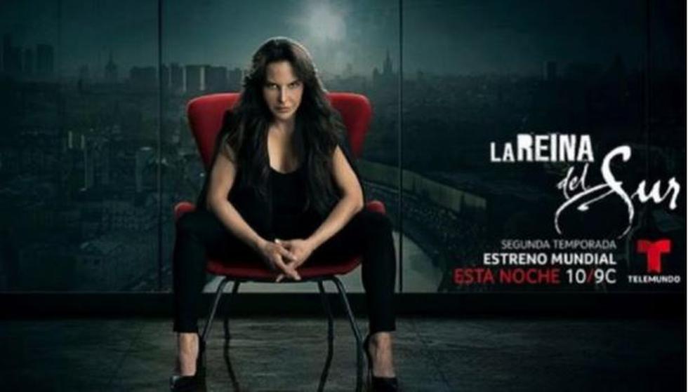 """¿Por qué Kate del Castillo no quería hacer la temporada 2 de """"La reina del sur""""? (Foto: Telemundo)"""