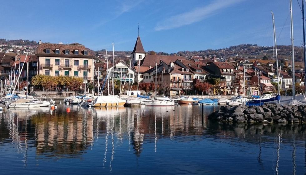 Ginebra. Se encuentra al extremo occidental del país y es muy visitada gracias a su hermosa arquitectura, museos y monumentos. (Foto: Pixabay)