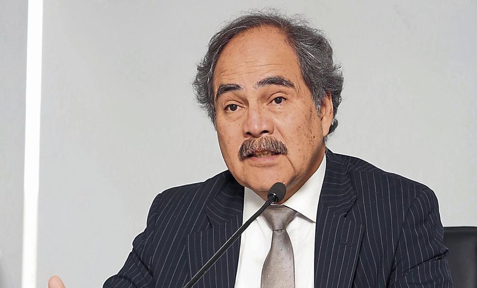 Juan Varilias pide mayor madurez política. (usi)