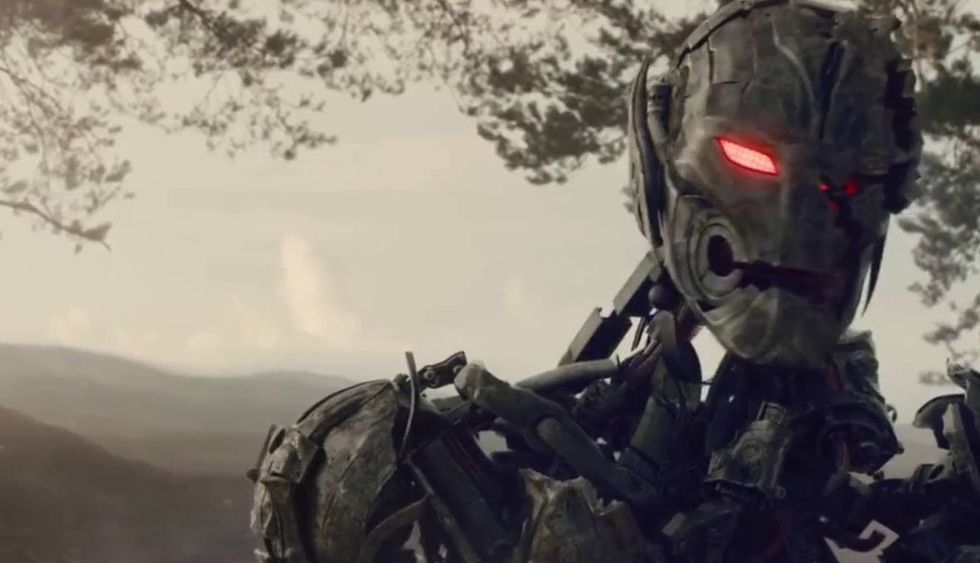 Ultron (Avengers: Age of Ultron) (Foto: Marvel Studios)