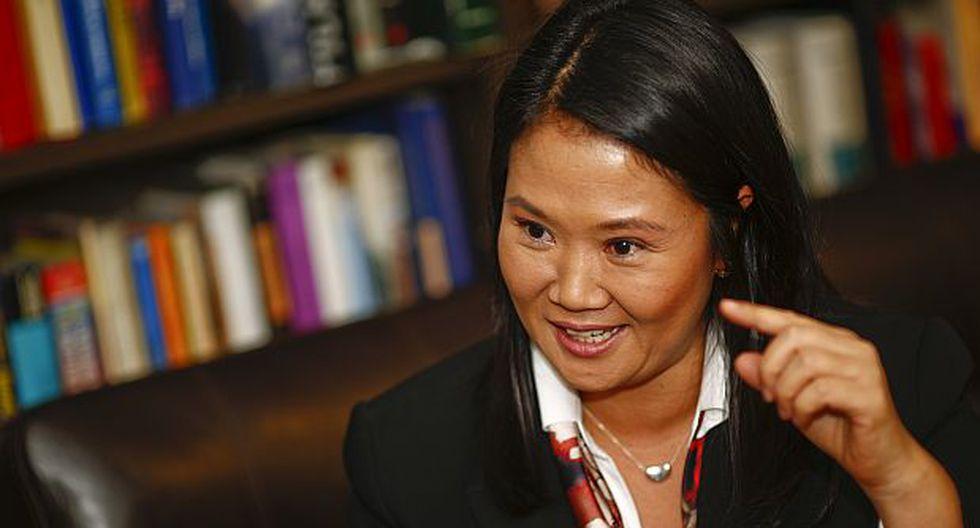 Presentan Habeas Corpus en Arequipa para liberar a Keiko Fujimori. | Perú21