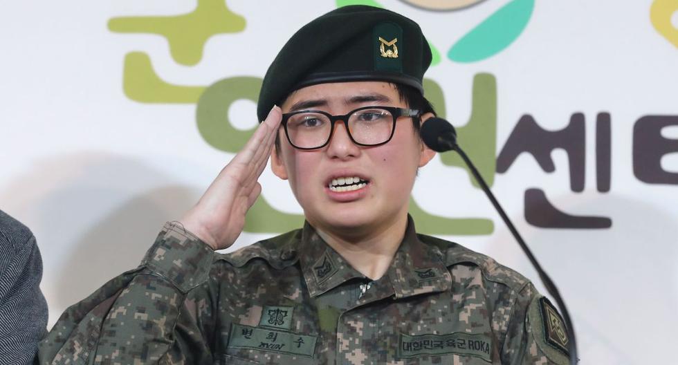 Imagen de Byun Hee-soo. (AFP).