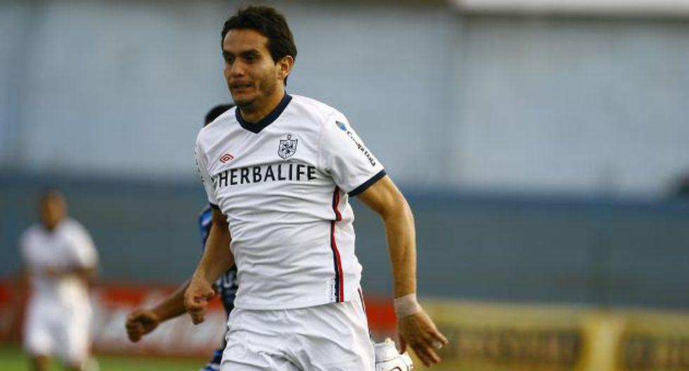 Arriola espera contribuir a la mejor de nuevo club. (USI)