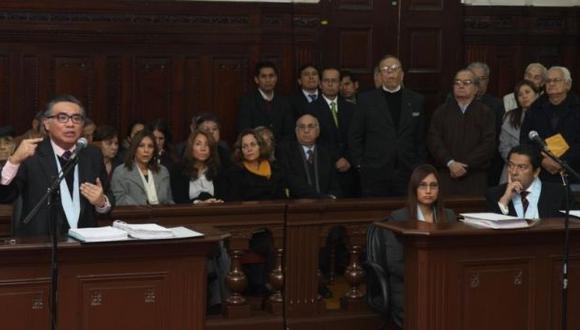Caso Utopía: Este martes se realizará la lectura de sentencia. (Perú21)
