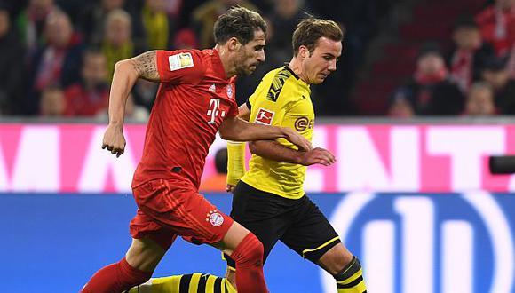 La Bundesliga regresa este fin de semana con grandes partidos tras el parón por el coronavirus. (Foto: AFP)
