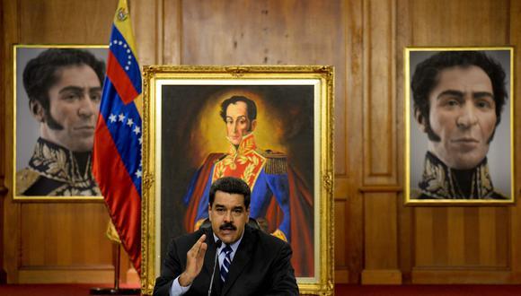 En Venezuela, la creación de más ministerios es de exclusiva atribución del presidente, cargo que actualmente ocupa Nicolás Maduro. (Foto: AFP / Federico Parra)