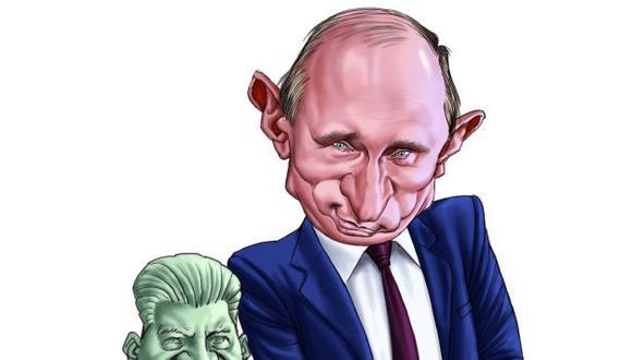 Putin sucedió en el cargo a Boris Yeltsin.