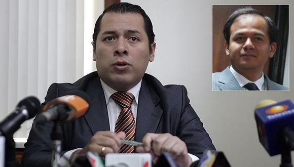 Procurador Anticorrupción contra designación de Díaz Dios. (USI/Martín Pauca)