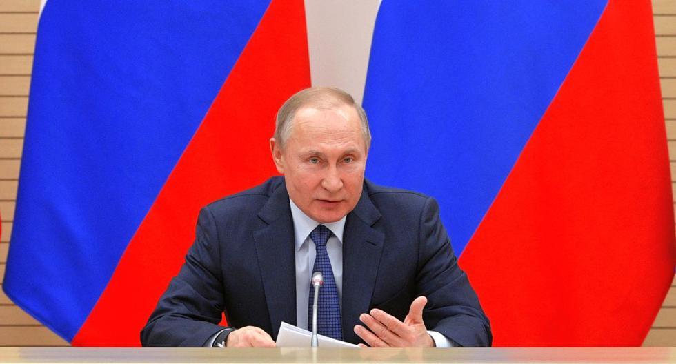 Desde el ascenso de Putin al poder hace 20 años, él ha apoyado la moral conservadora que promueve la Iglesia Ortodoxa Rusa. (AFP).