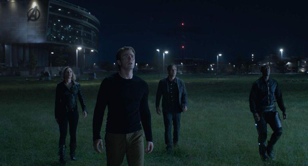 "¿Quién es el muchacho misterioso del final de ""Avengers: Endgame""? (Foto: Marvel Studios)"