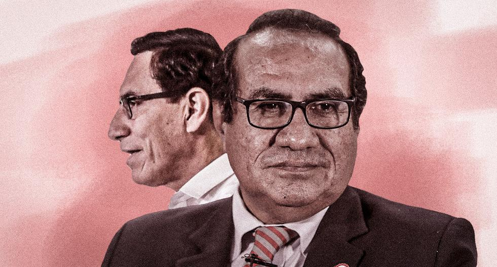 Fiscal incluye a exasesor de Martín Vizcarra en investigación por contratos de  Richard Swing