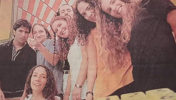 """""""Pataclaun"""" se estrenó hace 23 años por las pantallas de Latina. (Fotos: Instagram / @vacadescarriada)."""
