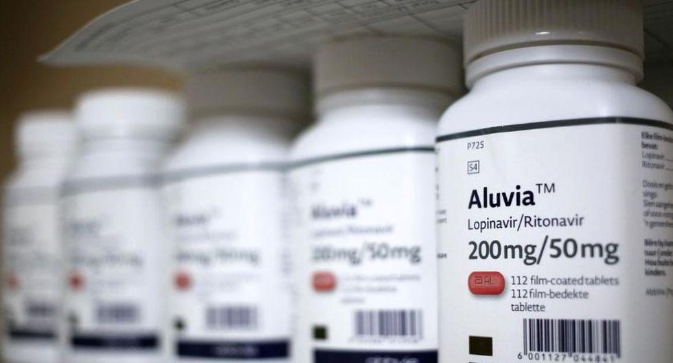 China: Síntomas del coronavirus son combatidos con fármaco que es usado contra el VIH. (Reuters)