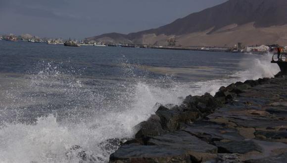 Han sido cerradas varios puertos y caletas (Trome)