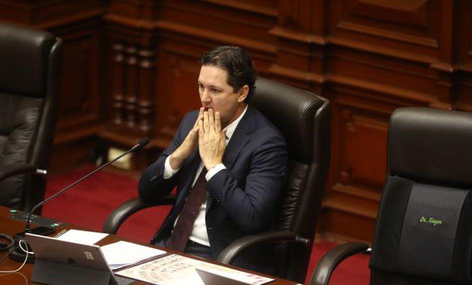 Daniel Salaverry defendió trámite que realizó para agilizar aprobación del proyecto. (Perú21)