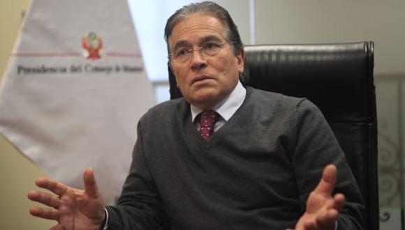 Vladimiro Huaroc podría ser excluido de las Elecciones 2016. (USI)