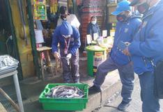 Junín: hallan 30 kilos de pescado en estado de descomposición en mercado de Huancayo