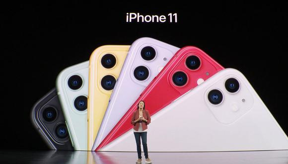 IPhone 11 fue presentado este martes con impresionantes características. (Foto: Captura)