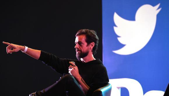 Jack Dorsey, cofundador de Twitter, dijo que no le daría tanta importancia tampoco al número de seguidores. (Foto: AFP)