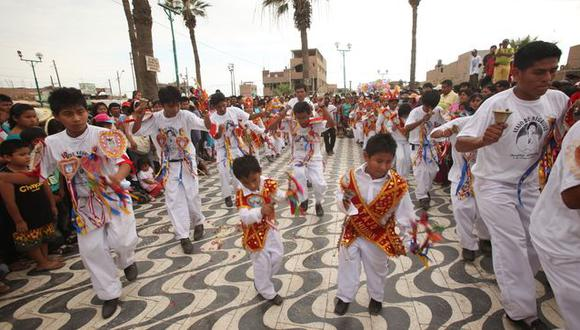 """Las danzas peruanas """"Hatajo de negritos"""" y """"Las Pallitas"""" fueron declaradas patrimonio inmaterial de la Unesco. (Foto: Ministerio de Cultura)"""