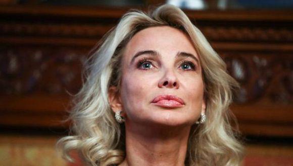 """La justicia del país ibérico ordenó hoy abrir una investigación contra Corinna Larsen por su participación en un entramado de """"supuestas prácticas reprobables"""" del padre de Felipe VI. (Foto: AFP)"""