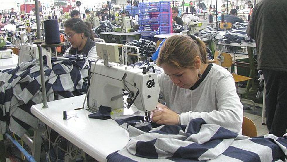 Confecciones y Textil fuero los sectores más afectados. (Gestión)