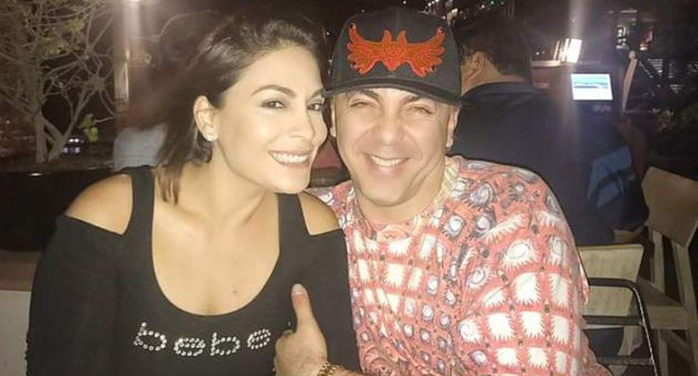 El gran show: Evelyn Vela revela si está o no con Cristian Castro. (Créditos: Facebook de Evelyn Vela)