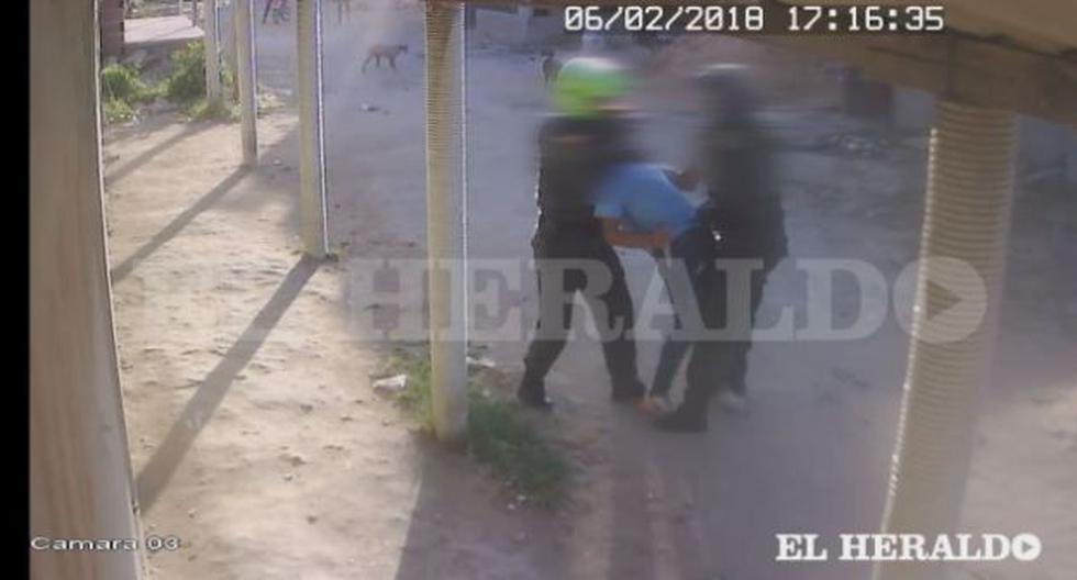(Captura de Pantalla / El Heraldo)