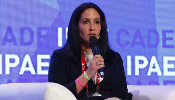 Rosa María Flores-Araoz Cedrón: Gerente General de Kallpa Perú desde el 2015. Sus años de experiencia la destacan en el sector eléctrico