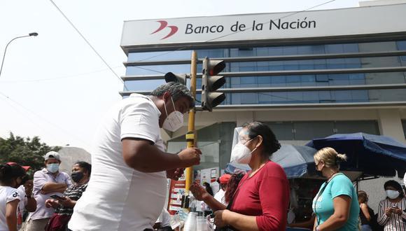 El pago del bono se hace por grupos de hogares, según las distintas modalidades asignadas a cada uno. Entérese aquí todos los detalles.  (Foto: Jesus Saucedo / GEC)