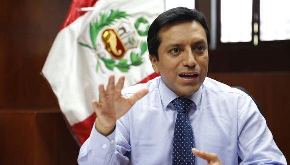 Violeta opinó que las autoridades no encontrarían nada en intervención judicial. (Manuel Melgar)