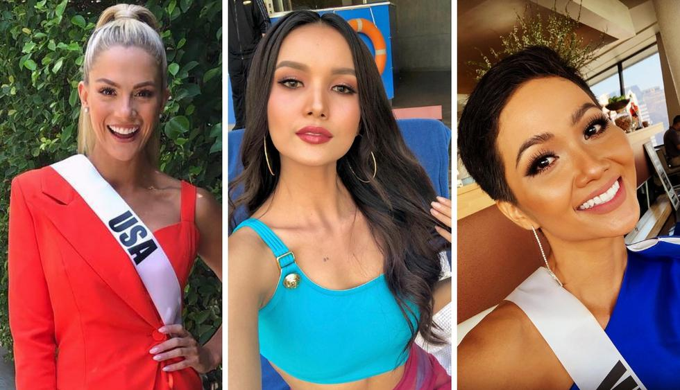 Miss Estados Unidos ofreció, ayer, disculpas por sus lamentables declaraciones sobre sus compañeras. (Foto: Instagram)