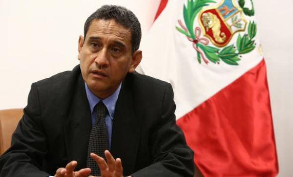 Mesías Guevara dijo que probablemente se suspenda la militancia de Víctor Manuel Belaunde Gonzales. (Foto: GEC)