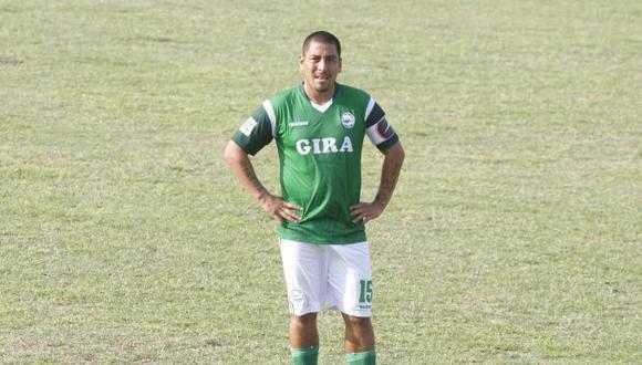 Gómez es el capitán de Los Caimanes. (Ernesto Quilcate/Trome)