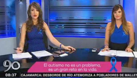 Melissa Peschiera y Perla Berríos fueron despedidas de Latina tras supuesto incidente. (YouTube)