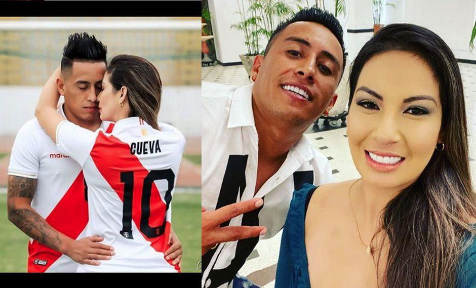 Esposa de Cueva respondió a usuaria que la criticó por abandonar Perú para ir a visitarlo. (Instagram)