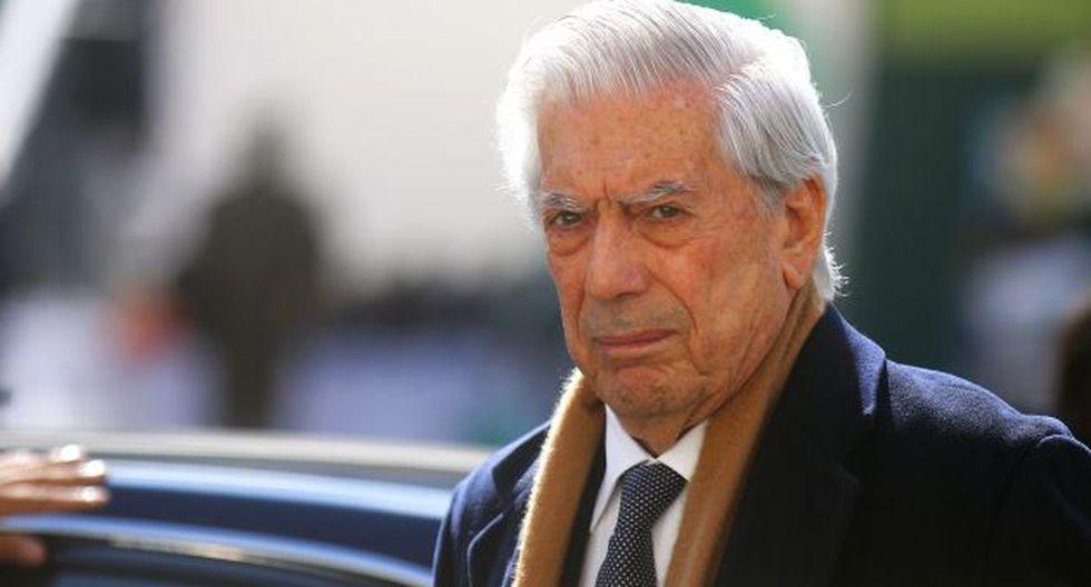 Mario Vargas Llosa volvió a mostrar su rechazo contra candidata Keiko Fujimori. (EFE)