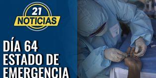Coronavirus en Perú: Día 64 de estado de emergencia, hoy se inicia retiro de AFP