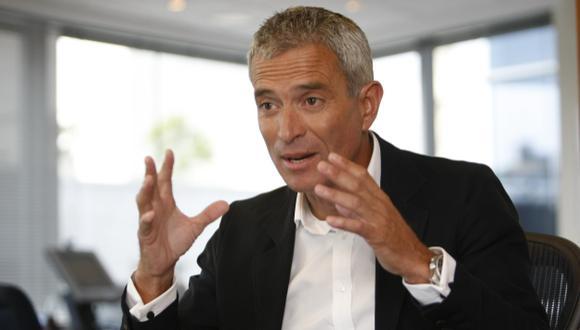Presidente de Confiep dice que el pequeño empresario se siente amenazado. (Luis Gonzales)