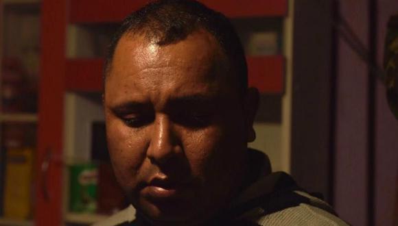 Alias 'Mc Dowall' sindicado por la policía como el cabecilla de la banda 'Los malditos del Puerto Shejo' (GEC)