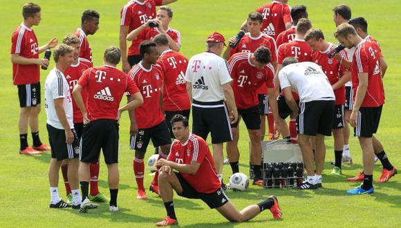 Dura competencia. Guardiola jugará con '9' o con '9 falso'. (Reuters)