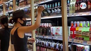 Aumenta el consumo de alcohol entre las mujeres durante la pandemia del COVID-19