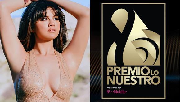 Selena Gomez no se presentó en Premio Lo Nuestro 2021 y fans reaccionaron en redes sociales. (Foto: @selenagomez/@premiolonuestro)