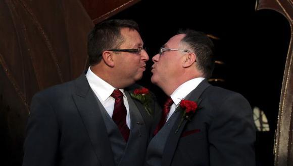 Colombia avala definitivamente el matrimonio entre personas del mismo sexo. (AP)