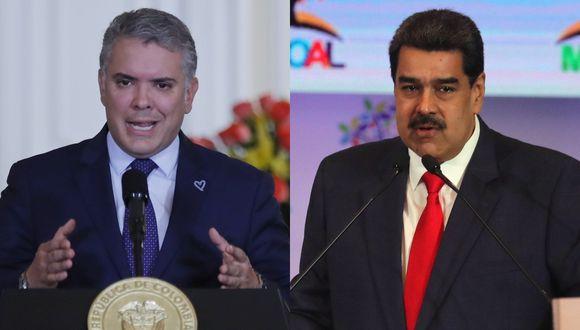 Duque dijo que invitará a la reflexión de la comunidad internacional para aplicar una sanción a Maduro. (Foto: EFE)