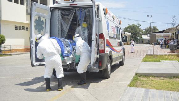 La mayoría de fallecidos en La Libertad corresponde al distrito de Trujillo (70), en la provincia de Trujillo. (Foto: GEC)