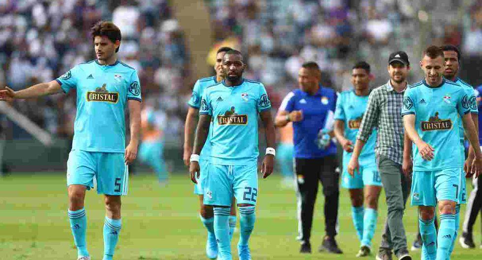 Sporting Cristal se pronunció por incidentes contra sus hinchas en la primera semifinal contra Alianza Lima en Matute. (Foto: GEC)