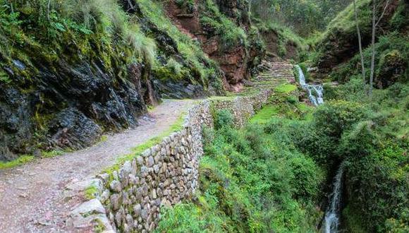 Alcaldes de cuatro distritos de Cusco proponen poner en valor el camino inca que une Machu Picchu con sitios arqueológicos como Choquequirao, Espíritu Pampa y otros atractivos turísticos. (Foto: Ministerio de Cultura)