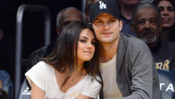 Ashton Kutcher y Mila Kunis se convirtieron en padres de una niña. (funny-pictures.picphotos.net)