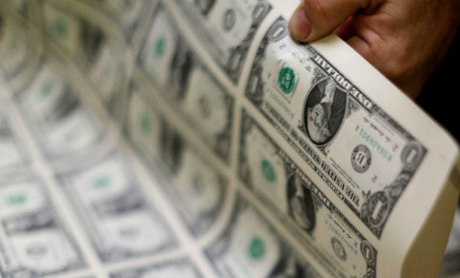 El dólar cerró a la baja el miércoles. (Foto: Reuters)